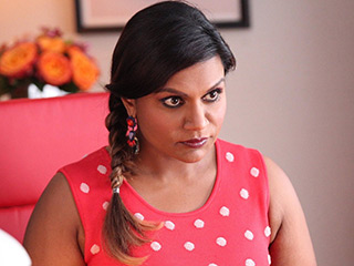 Mindy Kaling Received the Most Extravagant Gift from an Intern (Hint: It's Miniature and Amazing)