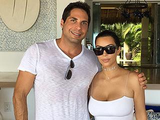Kim Kardashian Reveals Why She Loves Friend Joe Francis' Mexican Villa