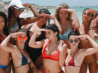 Kendall and Kylie Jenner Share Their Favorite Photos from Their 'Epic' Turks and Caicos Vacation