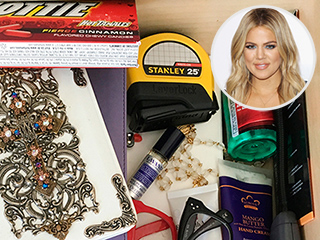 Khloé Kardashian Shares the 'Intimate' Contents of Her Bedside Table