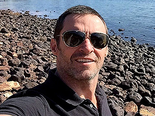 Hugh Jackman Kicks Back by the Beach, Paris Hilton Takes on  Burning Man and More Celeb Vacations!