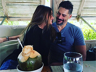 Celeb Vacations: Sofia Vergara Gets Romantic in Turks and Caicos, Drew Barrymore Acts Fishy in South Korea and More!