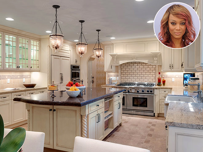 Celebrity Kitchens Homes Inside