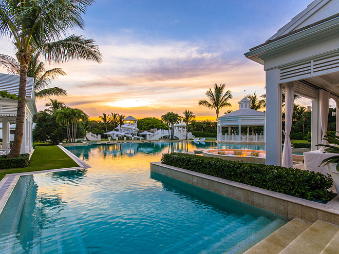vacation home see c line dion 39 s luxurious florida getaway mansion