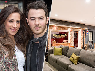PHOTOS: Kevin Jonas' New Jersey Home Is for Sale and It Has the Most Amazing Man Cave