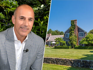 Matt Lauer Lists Hamptons Estate for $18 Million: 6 Bedrooms, 8,000-Square Feet and a Heated Pool – See the Pics!