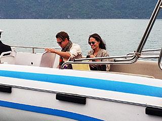 Brad and Angelina Jolie Pitt Enjoy Vietnam Getaway Before the Holidays
