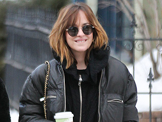 Dakota Johnson Goes Holiday Shopping with Gorgeous Half-Sister Stella Banderas