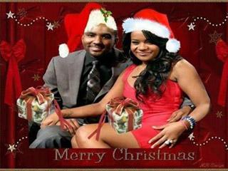 Nick Gordon Shares Photoshopped Christmas Card with Late Girlfriend Bobbi Kristina Brown