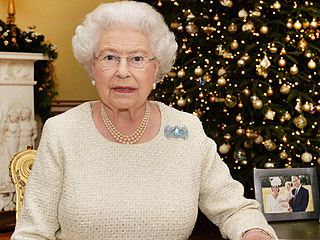 Queen Elizabeth Talks of Royal Baby Joy in Annual Christmas Broadcast: 'My Family Has a New Member to Join in the Fun!'