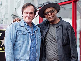 Birthday Boy Samuel L. Jackson Helps Quentin Tarantino Celebrate His Star on the Hollywood Walk of Fame