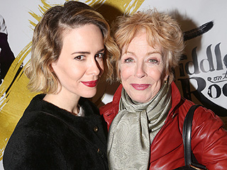 Sarah Paulson Sends Girlfriend Holland Taylor Sweet Birthday Message: 'No One Is More Deeply Grateful That You Were Born Than I'
