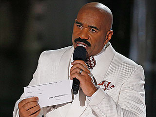Steve Harvey to Host Miss Universe 2016? Pageant Producer Weighs In