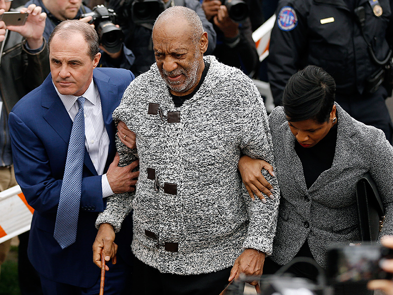 Camille Cosby's Attorneys File Emergency Motion to Stop Her Deposition Wednesday| Crime & Courts, Sexual Assault/Rape, True Crime, Bill Cosby