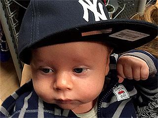 Jessa (Duggar) Seewald Shares Cute Photo of Baby Spurgeon Wearing Baseball Cap