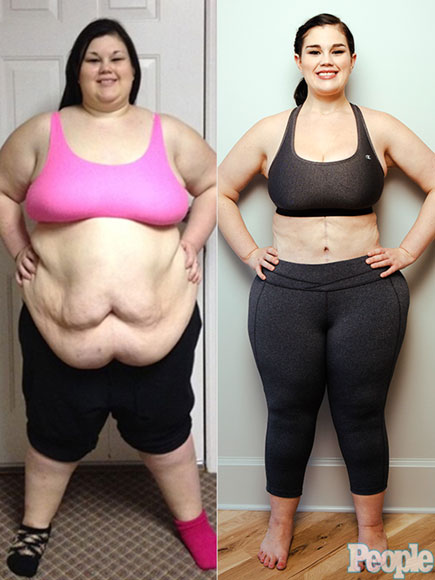Kaitlyn Smith Is Engaged After Losing 208 Lbs. and Having 3 Skin-Removal Surgeries: 'I Never Thought I Would Be Happy'| Diet & Fitness, Bodywatch, Kaitlyn Smith