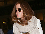 Kate Beckinsale Spotted at LAX with No Wedding Ring Following Split from Husband Len Wiseman