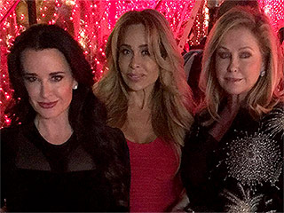 'There Is No Truce' Between Kyle Richards and Sister Kathy Richards Despite Christmas Snap, Says Source