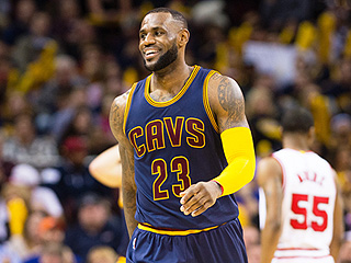 FROM EW: Space Jam Sequel with LeBron James in the Works