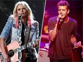 Back in the Game! Miranda Lambert Is Dating Anderson East
