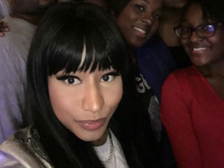 Nicki Minaj Shares Photo With Brother Nearly One Month After Bailing Him Out of Jail