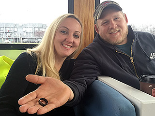 The Greatest Gift of All! Man Recovers His Lost Wedding Ring from the Bottom of the Ocean