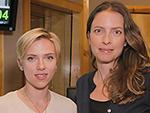 Scarlett Johansson's Latest Director: Her Sister!