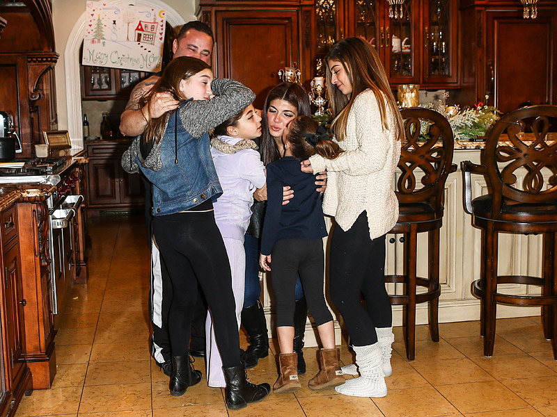 Welcome Home, Teresa! Exclusive Look Inside the Giudice Family's Emotional Reunion| The Real Housewives of New Jersey, Joe Giudice, Teresa Giudice