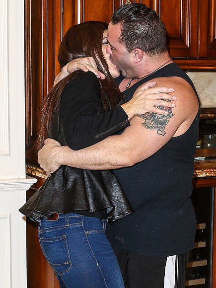 Teresa Giudice Says She Will 'Miss the Passion' When  Joe Goes to Prison  Couples, Crime & Courts, True Crime, The Real Housewives Of New Jersey, TV News, Joe Giudice, Teresa Giudice