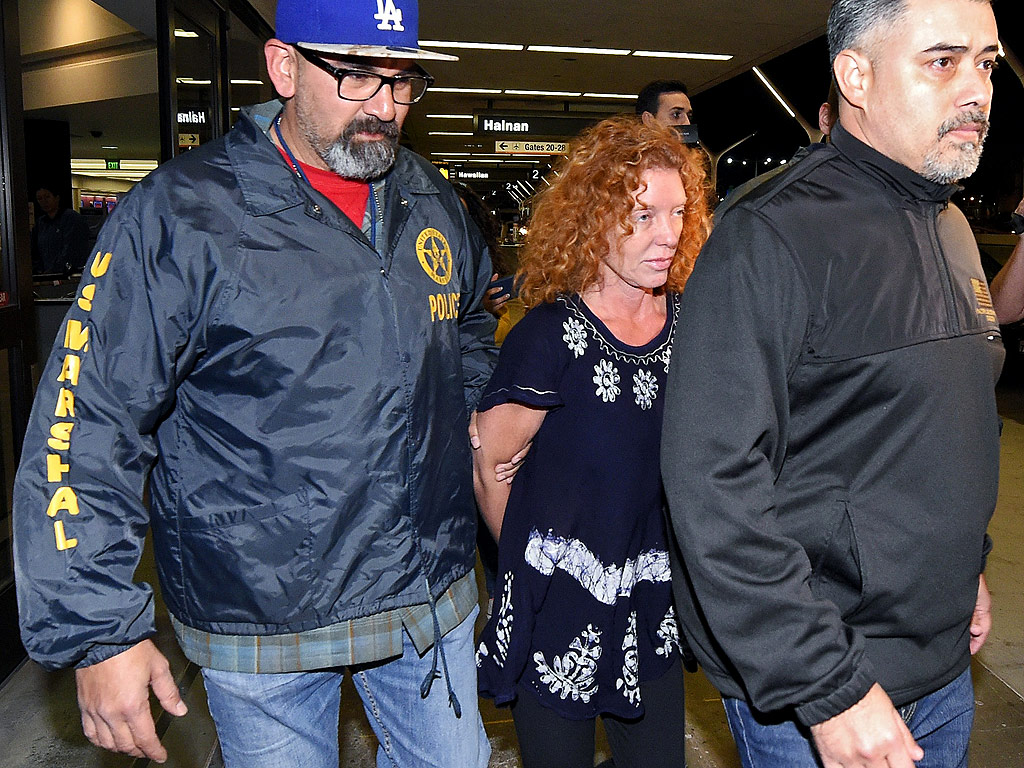 Affluenza Teen Ethan Couch's Mom Tonya Couch Detained in Los Angeles