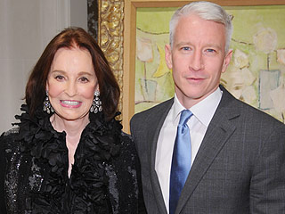 Anderson Cooper Teases His Mom Gloria Vanderbilt for Hooking Up with Errol Flynn: 'I Always Knew There Was a Lot More There'