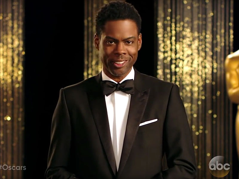 Chris Rock Calls Oscars the 'White BET Awards'