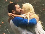 Christina Aguilera Is Soaking Wet and Making Out with Fiancé in Sexy Snap