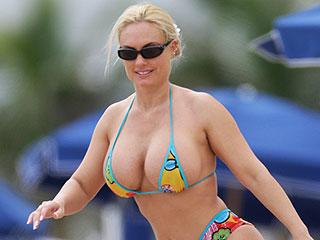 Croatian President Mistaken for Ice-T's Wife Coco Austin in Bikini Photos of the Model