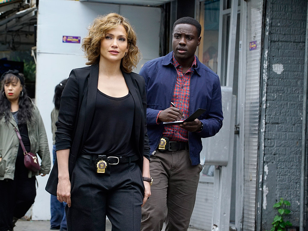 Shades of Blue's Dayo Okeniyi Spills on Working (and Partying!) with 'Amazing' Costar J.Lo| People Picks, TV News, Dayo Okeniyi, Jennifer Lopez
