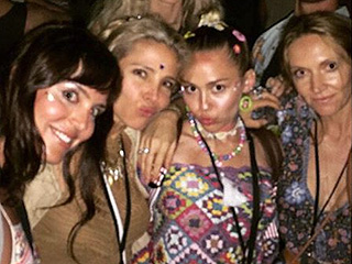 Miley Cyrus Parties with Ex Liam Hemsworth's Sister-in-Law Elsa Pataky Amid Romance Reunion Rumors