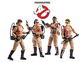 FROM EW: Melissa McCarthy Is Getting Her Own Action Figure! See the Ghostbusters Toy Figurines