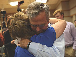 Jeb Bush Opens Up About His Family's Experience with Addiction: 'I Never Expected to See My Precious Daughter in Jail'