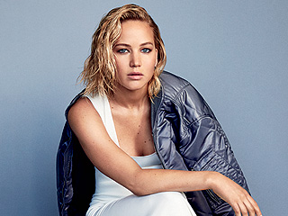 Jennifer Lawrence Contends Celebrities 'Should Be Allowed Time Off' from Fame