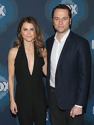 Keri Russell and Matthew Rhys Welcome First Child Together