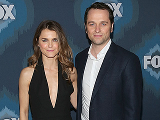 Matthew Rhys Jokes That Pregnant Keri Russell Is 'Now Incredibly Effective with a Blow Dart from a Seated Position'