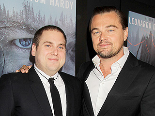Leonardo DiCaprio Gears Up for Golden Globes with The Revenant Special Screening with Pal Jonah Hill