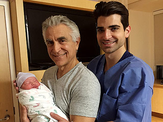 Three New Year's Babies, One Family: Father, Son and Grandson Share Jan. 1 Birthday