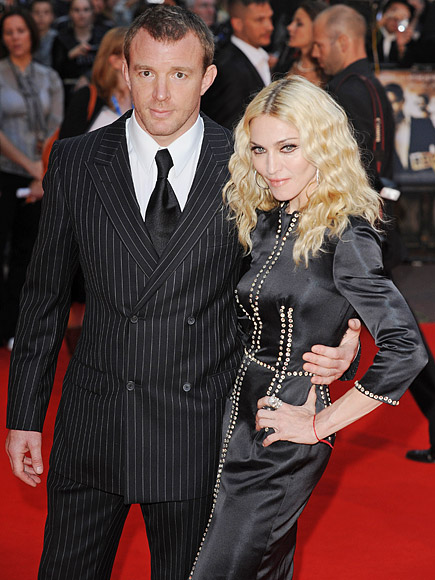 Madonna Is 'Trying Desperately to Protect Her Son' Rocco During Custody Battle with Guy Ritchie, Says Source| Crime & Courts, Custody Battles, Guy Ritchie, Madonna