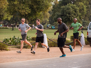Mark Zuckerberg Plans to Run 365 Miles This Year: 'It's a Mile a Day!'