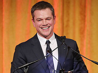 Matt Damon Credits Sylvester Stallone for Inspiring His Early Career During Speech at National Board of Review Gala