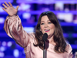 Melissa McCarthy Wins Best Comedic Movie Actress at the People's Choice Awards