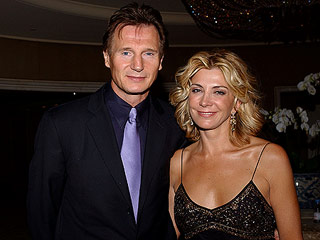 Liam Neeson Opens Up About His Late Wife Natasha Richardson and Their Wedding Song