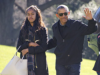 They're Back! The Obama Family Has Returned from Their Annual Holiday Vacation