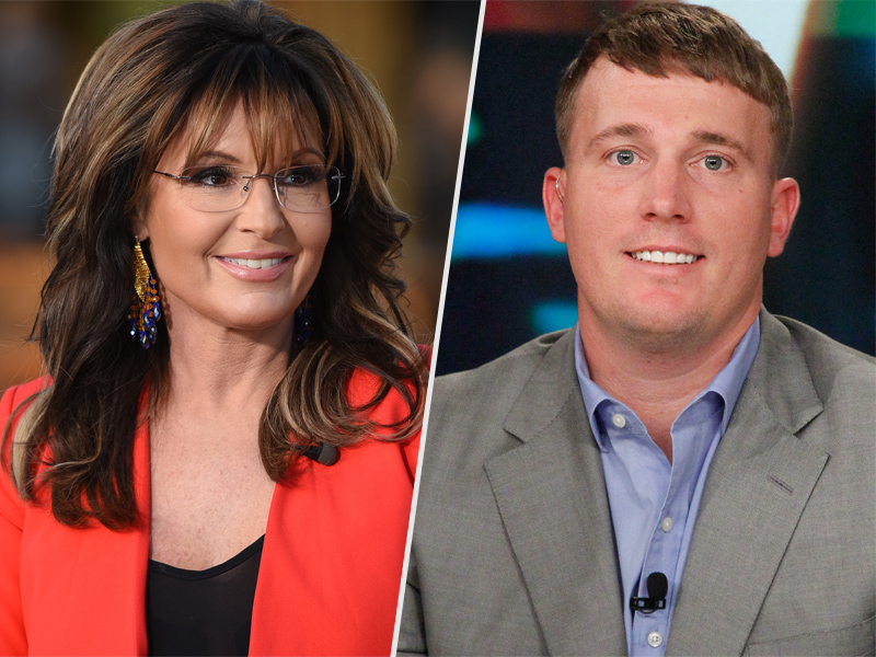 Bristol Palin's Ex-Fiancé Says He's Baby Sailor's Father
